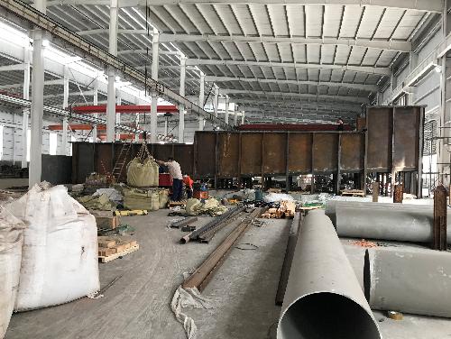 穿孔斜底加热炉整套耐材施工